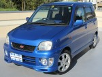 H13 プレオRS LIMITED 4WD